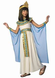 Girls Egyptian Cleopatra Costume - Girls Cleopatra Costumes