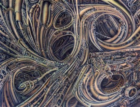 Biomechanical Expansion By Artlmntl On Deviantart