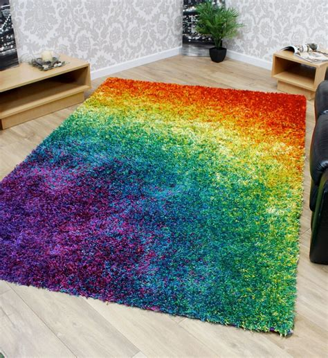 Area Rugs For Kitchen Funky Rainbow Colored Area Rugs 6 Vibrant Rugs You Have To See Funk This House