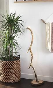 Luminaire En Bois Flotté : diy d co le luminaire bois flott blog mode bon plans et diy ~ Teatrodelosmanantiales.com Idées de Décoration