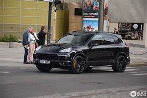 2017 Porsche Cayenne Turbo S : porsche 958 cayenne turbo s mkii 19 april 2017 autogespot ~ Maxctalentgroup.com Avis de Voitures