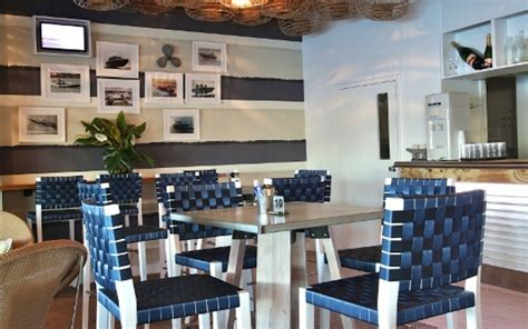 St George Motor Boat Club Bistro Menu by Baybreeze Cafe Stgmbc Mint Contract Furniture