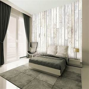 1 Wall Giant Wallpaper Mural Wood Panel Boat House 3.15m X ...