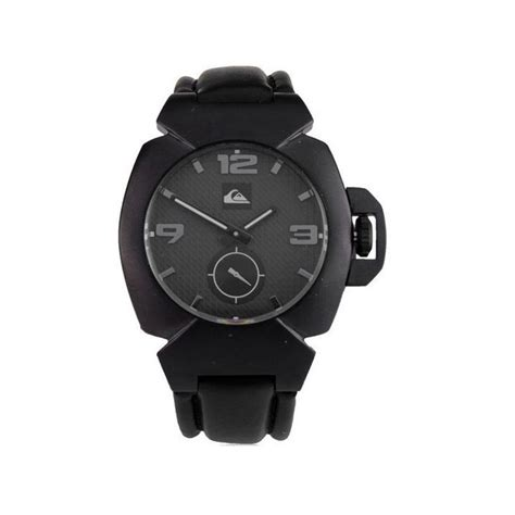 rel 211 gio quiksilver the foxhound leather all black surfalive