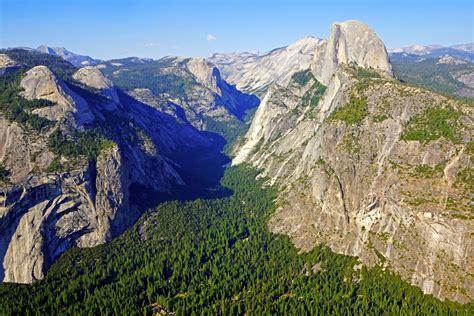United States Yosemite National Park California Mountain