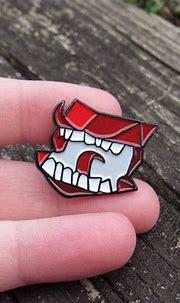 Howler pin, Potter pin, Wizard Pin, Potterhead Pin, hp pin ...