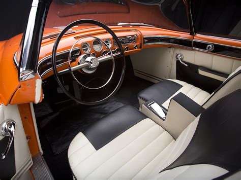 Auto Upholstery Indianapolis by Lincoln Indianapolis Concept By Boano 1955 Concept