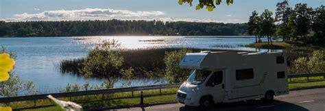 mit dem wohnmobil durch schweden wohnmobil in schweden mieten kleine und gro 223 e wohnmobile