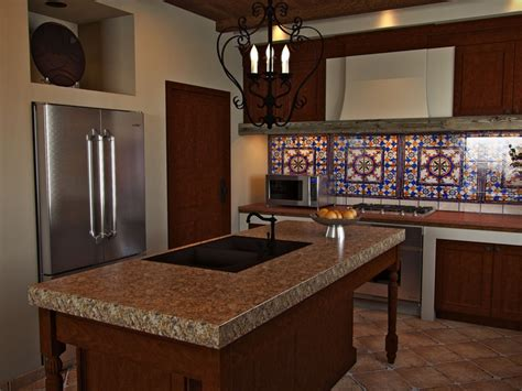 14 Dream Spanish Tiles Kitchen Photo  Lentine Marine  67176