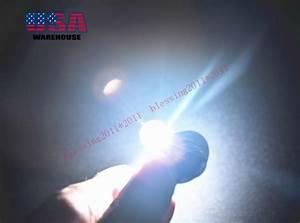For Kawasaki Prairie 300 360 400 650 White Headlight Bulbs