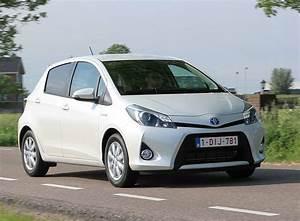 Essai Toyota Yaris Hybride : essai toyota yaris hybride hsd les photos diaporama photo ~ Medecine-chirurgie-esthetiques.com Avis de Voitures