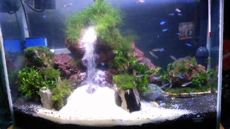 Waterfall Aquascape by Aquascape Sand Waterfall