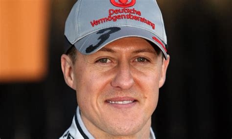 Michael Schumacher by Michael Schumacher Out Of Coma Manager Says Sport The