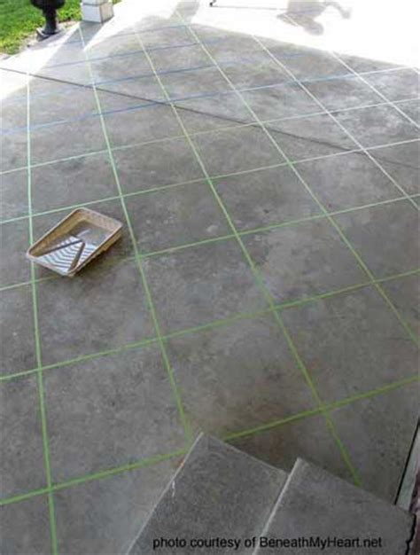 staining concrete floors stained concrete patios