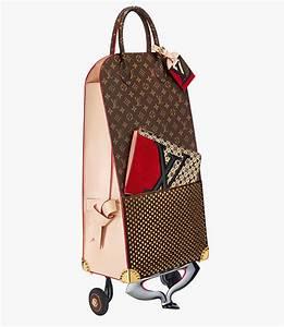 Louis Vuitton Trolley : louis vuitton unveils monogram collaboration pieces from ~ Watch28wear.com Haus und Dekorationen