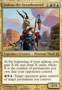 mtg goat deck edh strong opinions about an impotent goat in edh still
