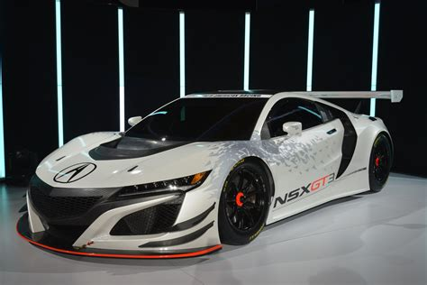 2017 acura nsx gt3 race car picture 670635 car review