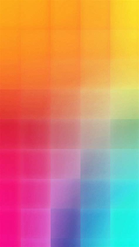 9 fonds d'écran colorés pour terminer l'été pour iPhone et