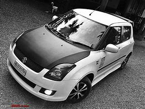 White Modified Swift Pictures