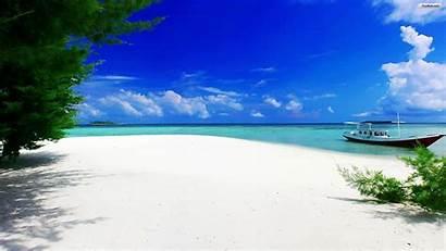Beach Sand Island Wallpapers Sea Sands Bintan