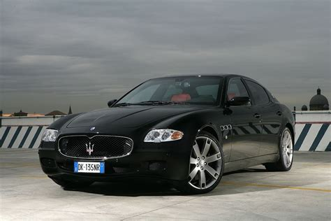 maserati quattroporte  car review honest john