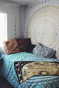 Bedroom: Charming Boho Bedroom For Interesting Bedroom ...