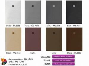 Duschwanne Kleinste Größe : duschwanne 100 cm ultraflach geringe gr e schiefer effekt farbe grau ~ Eleganceandgraceweddings.com Haus und Dekorationen