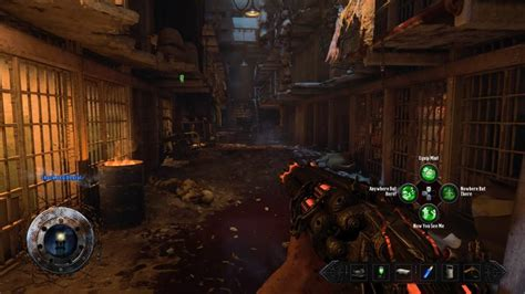 zombies pack ops punched blundergat upgraded weapons each attack