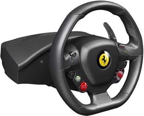 Thrustmaster Ferrari 458 Italia Edition Racing Wheel