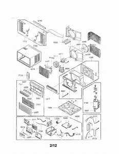 Lg Air Conditioner Parts