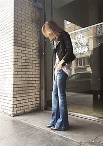 Fashion Trend, 2015: Everyone's Wearing... Flared Jeans ...  Wearing