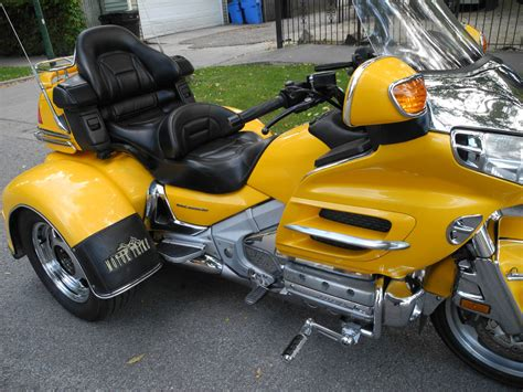 2002 Honda Goldwing Gl1800 One Owner Motor Trike