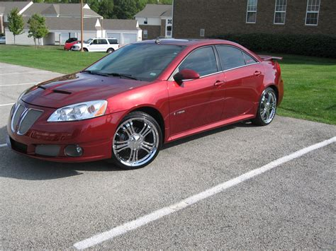 Tomrady28 2008 Pontiac G6 Specs, Photos, Modification Info