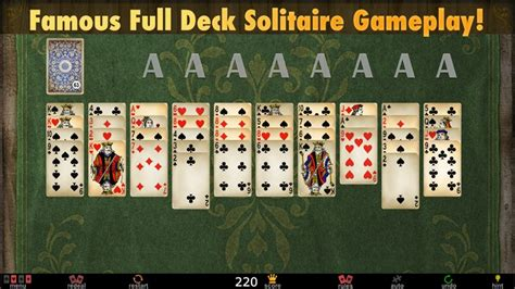 Deck Solitaire App by Deck Solitaire App For Windows In The Windows Store