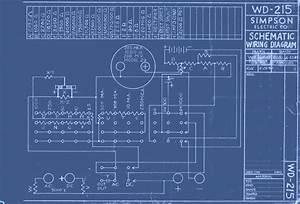 Simpson 313 Fet Vom Operators Manual Service Manual Download  Schematics  Eeprom  Repair Info
