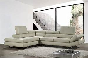 Canap mobilier prive for Canape cuir angle 5 6 places