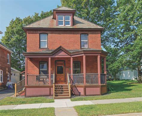 restoring  american foursquare restoration design   vintage house  house