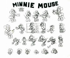 Minnie Mouse Möbel : minnie mouse model sheets traditional animation ~ A.2002-acura-tl-radio.info Haus und Dekorationen