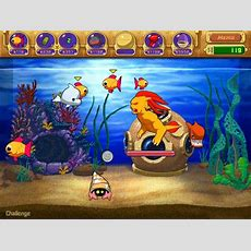 Insaniquarium Game Watch Out For Sushi Loving Aliens As