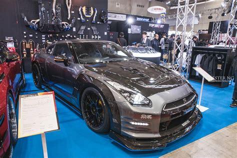tokyo auto salon  highlights gtspirit