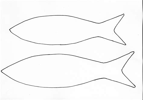 fish shape template berwick arts and crafts berwick follow the herring