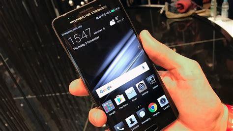 mate 9 porsche porsche design le smartphone que le v 233 ritable mate 9
