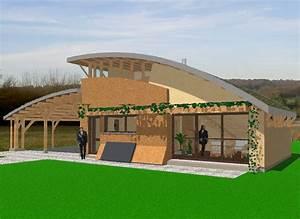 Maison Bioclimatique Passive : maisons individuelles atelier architecture verte ~ Melissatoandfro.com Idées de Décoration