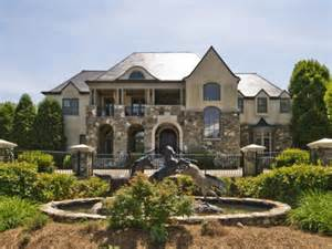 floors and decor atlanta estate of the day 6 9 million gated mansion in atlanta