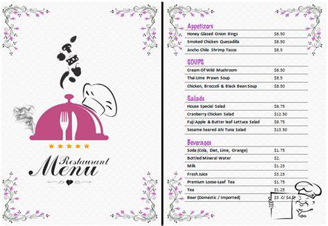descargar templates office docs gratis mac plantilla para men 250 de restaurante editable en word