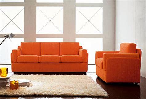 Divano Letto Ikea Arancione Salotti