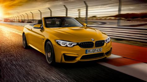 Bmw 4 Series Convertible 4k Wallpapers by 2018 Bmw M4 Convertible 30 Jahre Special Edition 4k