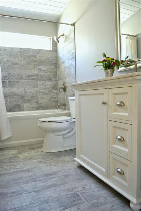 bathroom tile ideas on a budget how i renovated our bathroom on a budget