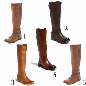 brown boots - Allyson in Wonderland