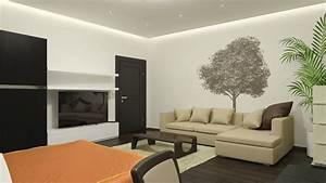 Indirekte Beleuchtung Wohnzimmer : indirekte beleuchtung an wand decke selber bauen ~ Watch28wear.com Haus und Dekorationen